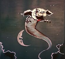 Falkor - The Never Ending Story by Fransima
