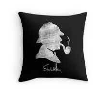 World's Greatest Detective Throw Pillow