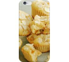 Pear muffins iPhone Case/Skin