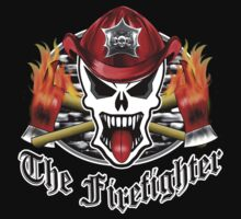 Fire Fighter Skull 2.2 by sdesiata