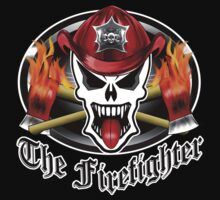 Fire Fighter Skull 2.4 by sdesiata