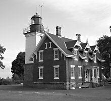 Dunkirk Lighthouse by Monnie Ryan