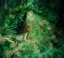 Fairy in the forest by AnnArtshock
