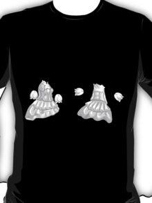 Glitch Dresses female steampunk T-Shirt