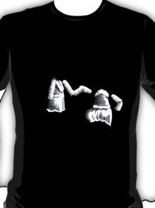 Glitch Dresses pixel dress T-Shirt