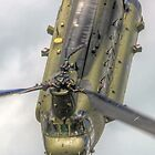 Wokka Wokka 2 !! Chinook Dunsfold 2014 - HDR by Colin J Williams Photography