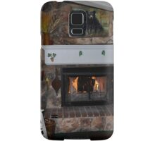 Wating up in the mountains. Samsung Galaxy Case/Skin