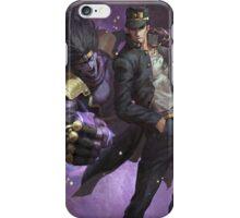 ORAORAORAORAORAORAORA!!! iPhone Case/Skin