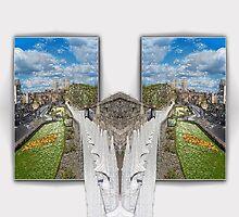 York. Double take. by Robert Gipson