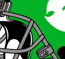 Wu Football GZA Sticker