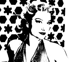 Anne Baxter Is Class by Museenglish
