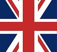 Union Jack by rapplatt