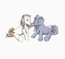 Inception My Little Pony Arthur and Eames Rainbow Kids Clothes