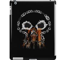 Gunshots Holes Headbone Skull  iPad Case / iPhone 5 case / i / Samsung Galaxy Cases Phone 4 Case / T-Shirt / Pillow / Tote Bag iPad Case/Skin