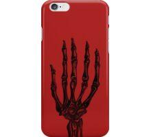 Grim Touch  iPhone Case/Skin
