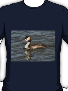 Great Crested Grebe T-Shirt
