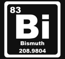 Bi - Periodic Table by graphix