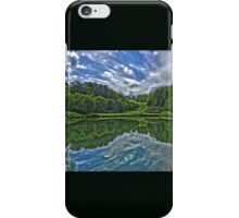 Prior Park, Bath in symmetry by Tim Constable iPhone Case/Skin
