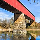 Indiana's Williams Covered Bridge by Kenneth Keifer