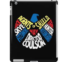 We are S.H.I.E.L.D. s2 ed. iPad Case/Skin
