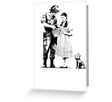 Toto Greeting Card