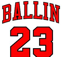 Ballin 23 Black by 40mill