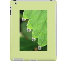 Drenched iPad Case/Skin