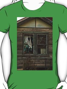 Neglected Old Window T-Shirt