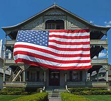 Proud American by Anthony Jalandoni