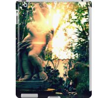 Two Frogs and a Putto iPad Case/Skin