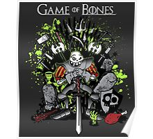 Game of Bones Poster