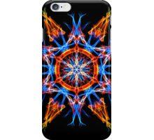 Energetic Geometry - Crystalline Creativity  iPhone Case/Skin
