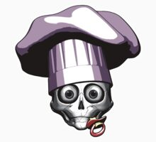 Baby Girl Chef by dxf1969