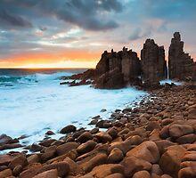 Devonian Dreaming - Phillip Island, Victoria, Australia by Sean Farrow