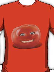 Smiling Tomato - Have a Nice Day! T-Shirt