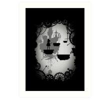 Alice in Limbo Art Print