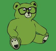teddy green by IMPACTEES