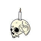 Candleskull - HAPPY HALLOWEEN by dougnst
