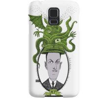 H.P.  and the Snorting Hat Samsung Galaxy Case/Skin