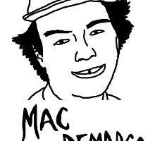 Mac Demarco by kyletheartist