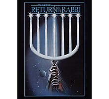 Star Wars - Return of the Rabbi Photographic Print