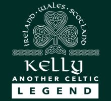 Limited Edition 'Kelly: Another Celtic Legend' Ireland/Scotland/Wales Accessories by Albany Retro