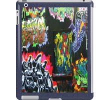 Skrappys by the tracks iPad Case/Skin
