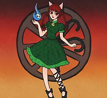 Little Hellcat by needlemouse