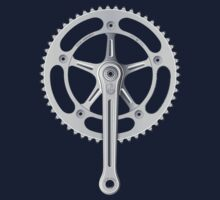 Campagnolo Track Chainset, 1974 Kids Clothes