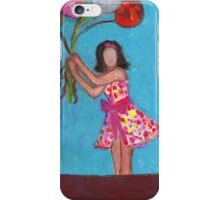Balloon Girl iPhone Case/Skin