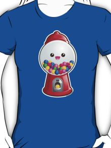 Kawaii Gum Ball Machine T-Shirt