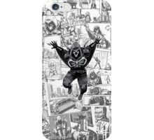 From Above Comic Book 05 iPhone Case/Skin