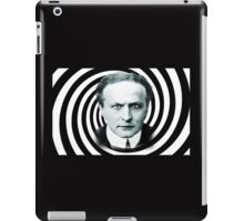 Houdini Time Warp iPad Case/Skin