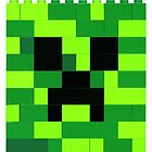 Minecraft Creeper  by Addison